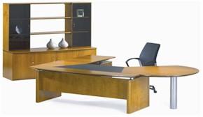 Veneer Office Desks