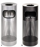 accessories Square punch ashtray litter bins